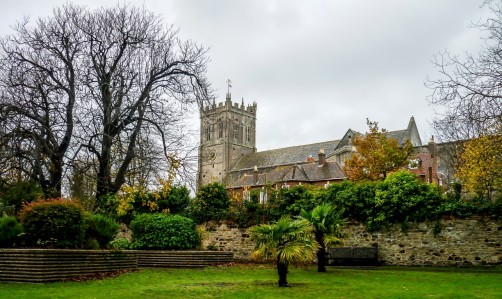 The Priory at Christchuch, Dorset UK