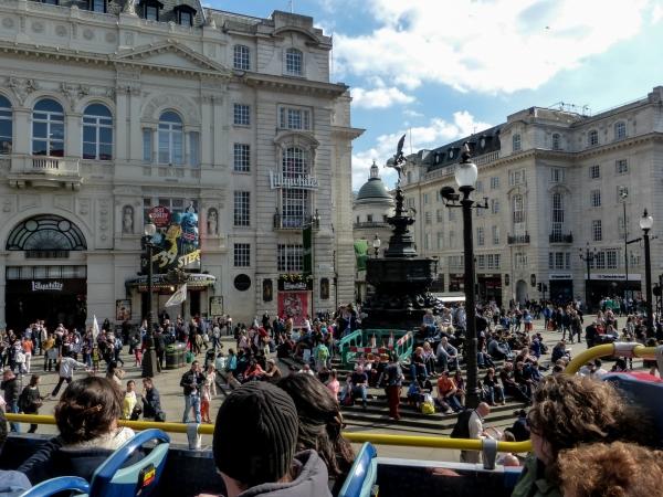 Piccadilly Circus - enough said!