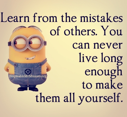 Funny-and-Inspirational-quotes-Learn-from-the-mistakes-of-others