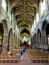 Amazing high ceilings