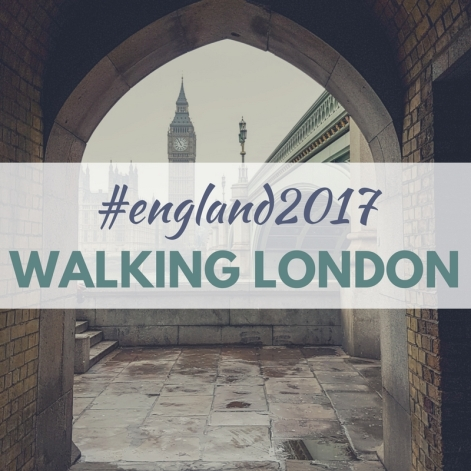 Walking London