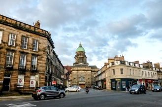 Lovely Edinburgh streets