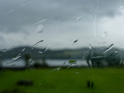 A rainy finish to the Loch Lomond day trip