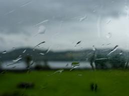 A rainy finish to the Loch Lomond day trip