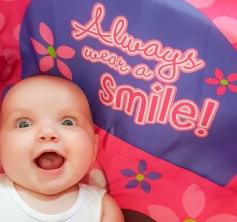 Week One: Smiles :)