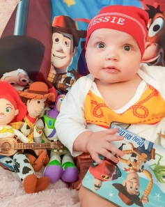 Week Four: Toy Story - Jessie