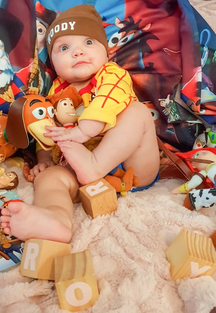 Week Three: Toy Story - Woody