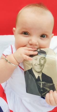Week Five: Navy & Great Great Grandad