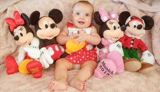 Week 4 - Mickey & Friends
