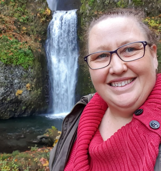 Chasing waterfalls in Oregon
